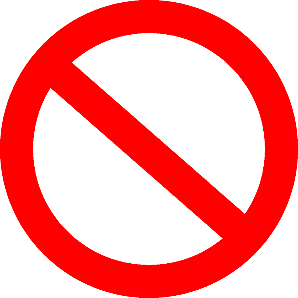 Geoblocking Ordinance: Attention Warning Trap 3