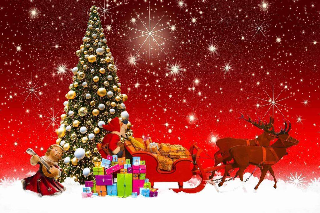 Weihnachten: Anspruch gegen Eltern? 1