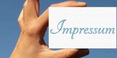 Genügt ein Künstlername im Impressum? 6