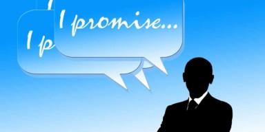 Achtung bei Versprechen im Gegenzug für Retweets oder ähnliches 16
